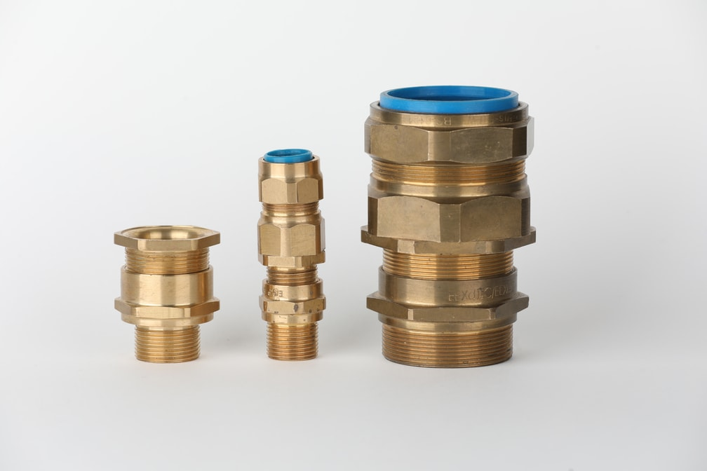 Brass Cable Gland Family