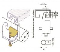 E.P.P-AC Cable Clamp