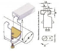 E.P.P-B Cable Clamp