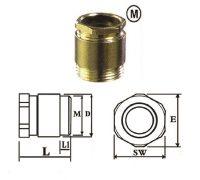 گلند کابل فلزی E.P.P - BM