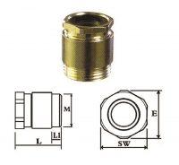 گلند کابل فلزی E.P.P - BPG
