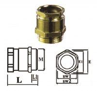 گلند کابل فلزی E.P.P - DPG