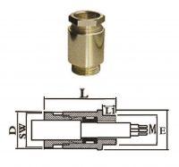 گلند کابل فلزی E.P.P - FPG
