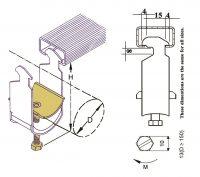 E.P.P-H Cable Clamp