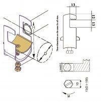 E.P.P-RU Cable Clamp