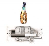 گلند صنعتی کابل E.P.P - SS2K CU