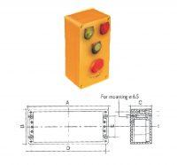 Control Box Cross Section