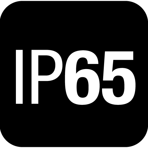 Ingress Protection IP65 Logo